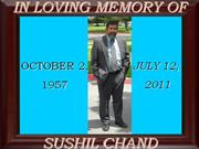 SUSHIL CHAND