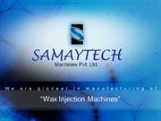 Samaytech Machine Pvt. Ltd.