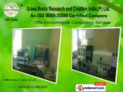 Iso Certification By Grass Roots Research & Creation India Private