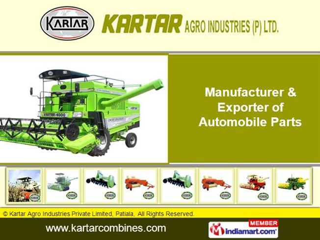 agro industries in india