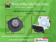 Plain Round & Fabric Sheet By Western Rubbers India Private Limited