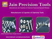 Pcd & Cbn Tools By Jain Precision Tools Aurangabad