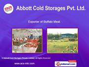 Fore Quarter Cuts By Abbott Cold Storages Private Limited New Delhi