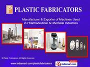 Corrosion Resistant Chemical Process Equipments By Plastic Fabricators