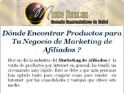 Como Encontrar Productos en Tu Negocio Por Internet
