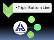 ITC's Triple Bottom Line