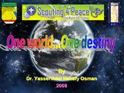 One world...One destiny