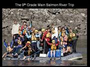 9th Salmon River