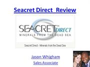 (* SEACRET DIRECT *) Review Seacret Direct - Seacret Spa Review