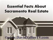 Essential Facts About Sacramento Real Estate
