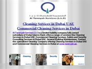 Al Tanmyah Services LLC known as ATS is Sharia compliant Cleaning Comp