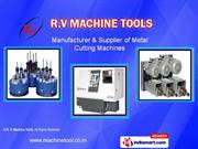 R. V. Machine Tools, Tamil Nadu,India