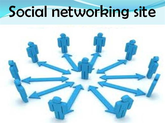 The benefits of social networking sites