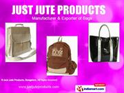 Jute Bags By Just Jute Products, Bangalore Bengaluru