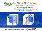 Welding Rectifiers By Jain Weld House New Delhi