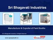 Paint Booth-Wet Type By Sri Bhagavathi Industries Coimbatore