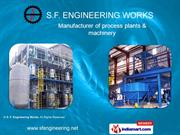 Grease Plants By S. F. Engineering Works Mumbai