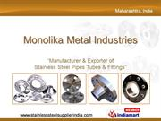 Stainless Steel Perforated Sheet & Sieve & Wire Mesh By Monolika Metal