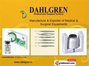 Ophthalmic Instruments In Stainless Steel By Dahlgren, India New Delhi