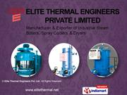 Steam Boilers By Elite Thermal Engineers Pvt. Ltd. Pune