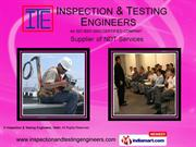 Inspection And Testing Services By Inspection & Testing Engineers,