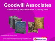 Bed Sheets By Goodwill Associates New Delhi