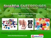 Silver Foil Beads By Sharda Enterprises, Agra Agra