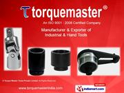 Torque Wrenches By Torque Master Tools Private Limited Panchkula