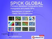 Holographic Films By Spick Packaging Films Private Limited New Delhi