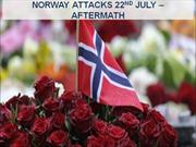 NORWAY ATTACKS 22ND JULY – AFTERMATH