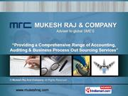 Direct Tax By Mukesh Raj And Company New Delhi