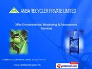 Microbiology Laboratory Services. By Amba Recycler Private Limited Che