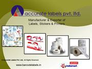 Barcode Scanner By Accurate Labels Pvt. Ltd. New Delhi
