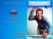 Final Project English V. Mark Zuckerberg