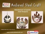 Military Knight Helmets By Medieval Steel Craft New Delhi