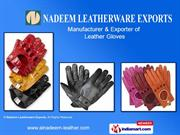 Womens Leather Gloves By Nadeem Leatherware Exports Chennai