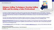 BB090142-EN Develop Selling Skills and Become a Sales Professional