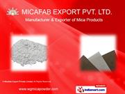 Dry Ground Mica Powder By Micafab Export Private Limited Chennai