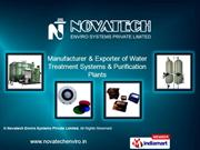 Swimming Pool Filters In Mild Steel By Novatech Enviro Systems Private