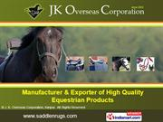 Saddles By J. K. Overseas Corporation, Kanpur Kanpur