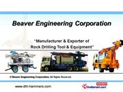 Drilling Rigs. By Beaver Engineering Corporation Hyderabad
