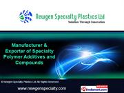 Special Plastic Compounds By Newgen Specialty Plastics Ltd. Noida