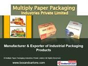 Packaging Solutions By Multiply Paper Packaging Industries Private Lim