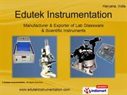 Microtomes By Edutek Instrumentation Ambala