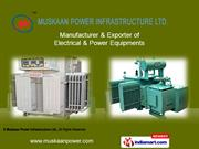 Rectifier Transformers By Muskaan Power Infrastructure Ltd Ludhiana