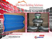 Roofings Sheets By Alfa Steel Building Solutions Bengaluru