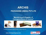 Heavy Duty Corrugated Boxes By Archis Packaging (India) Pvt.Ltd. Pune