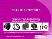 Tig Welding Equipment And Accessories By De-Luxe Enterprises(A Unit Of