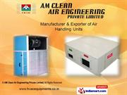 Fresh Air Unit By Am Clean Air Engineering Private Limited Chennai