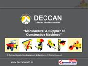 Batching Machines By Deccan Construction Equipment & Machinery Pvt.